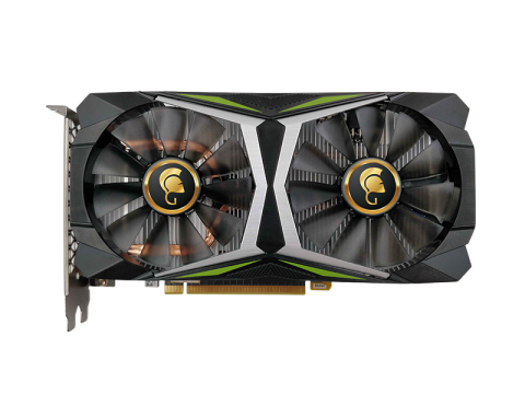 MANLI GeForce RTX 2060 Gallardo (M2435+N537)